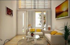 70 Desain Ruang Tamu Minimalis Modern Rumahlia Com