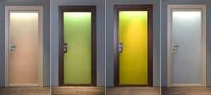 Pintu Kamar Mandi dari Aluminium
