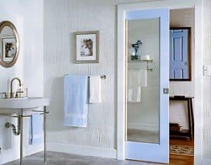Pintu Kamar Mandi dari Kaca