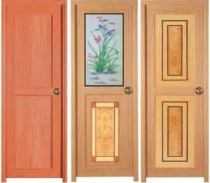 Pintu Kamar Mandi dari PVC