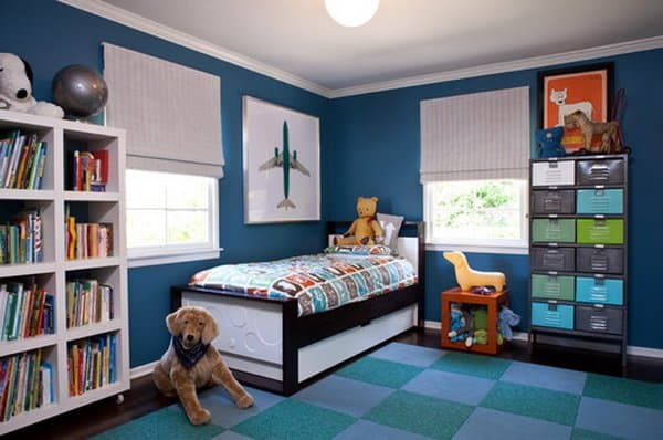 desain kamar tidur minimalis anak laki laki 16 RumahLia