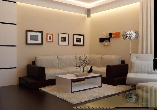 desain Ruang Tamu Minimalis Ukuran 2x3 RumahLia