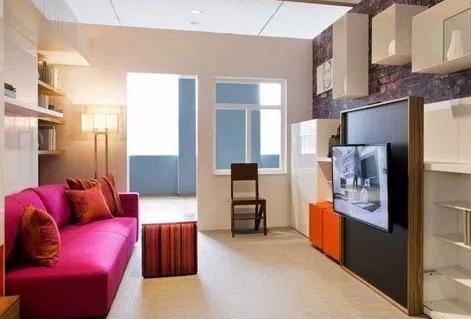 desain ruang tamu minimalis tipe 21(1) - rumahlia