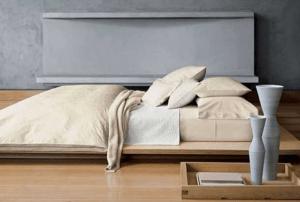 Kamar tidur gaya minimalis