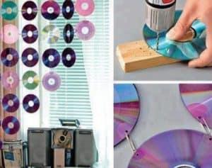 15 hiasan dinding dari barang bekas dan cara membuatnya rumahlia cara menghias kamar tidur terutama untuk dinding yaitu dengan cd bekas apakah anda mempunyai banyak keping cd yang sudah tidak terpakai dan rusak thecheapjerseys Gallery