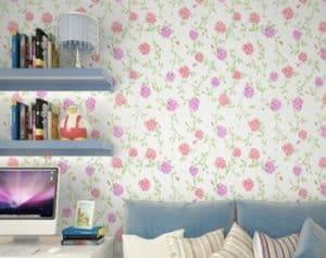 Dinding Rumah Dengan Bahan Yang Cukup Murah Untuk Mengetahui Cara Memasang Wallpaper Dan Membuat Kertas Kado