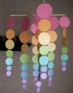 Cara Membuat Hiasan Dinding Berbentuk Bulat Dari Kertas Karton Adalah