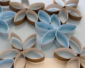 14 cara membuat hiasan dinding dari kertas mudah dan sederhana bunga mawar dari karton tisu bekas thecheapjerseys Gallery