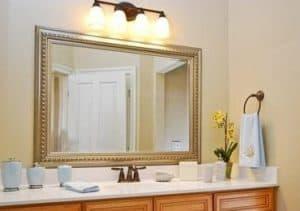 cara membersihkan cermin