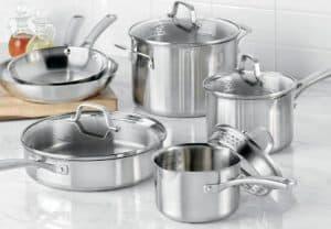 Cara Membersihkan Peralatan Dapur Dari Stainless Steel