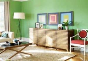 warna cat rumah elegan