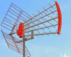 Cara Memasang Antena TV Di Rumah