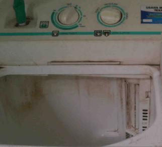 10 Cara Membersihkan Mesin Cuci 2 Tabung Yang Benar Dengan Mudah