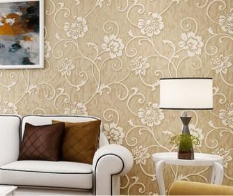 8 Tips Memilih Wallpaper Dinding Pada Ruang Tamu Yang Tepat