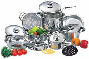 Peralatan Dapur Yang Wajib Dimiliki