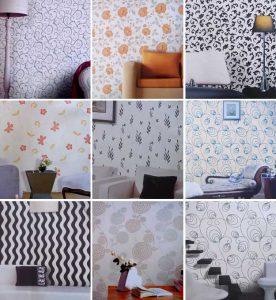 Jenis Wallpaper Dinding Rumah