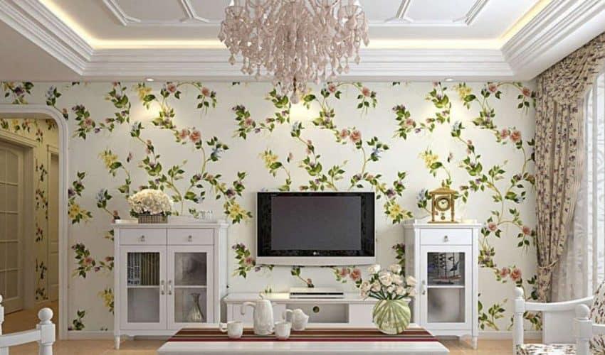 15 Cara Memasang Wallpaper Dinding Rumah Sendiri
