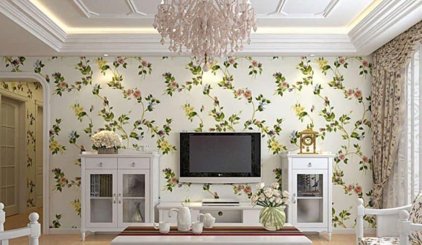 15 Cara Memasang Wallpaper Dinding Rumah Sendiri Rumahliacom
