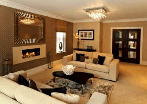 6 Warna Cat Rumah Ruang Keluarga Yang Menarik