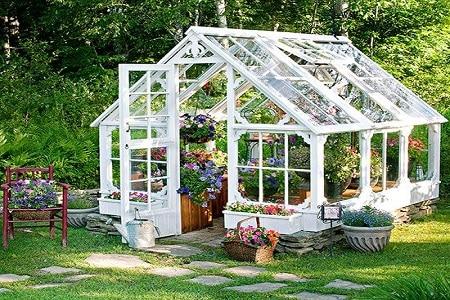 greenhouse kaca