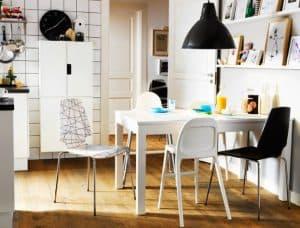 furniture ruang makan