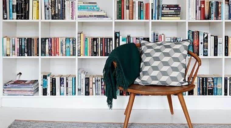 Cara Membuat Perpustakaan Pribadi di Rumah dengan Mudah