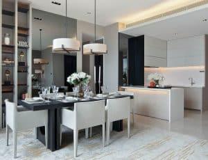 5 Cara Menata Ruang Makan Minimalis Sederhana Rumahlia Com