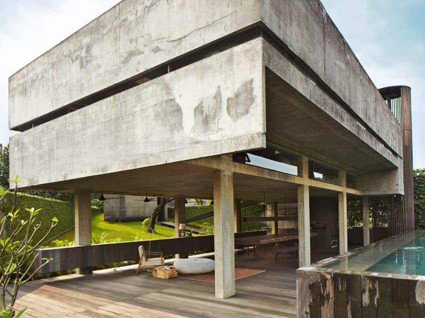 4 Contoh Konsep Perancangan Bangunan dalam Arsitektur