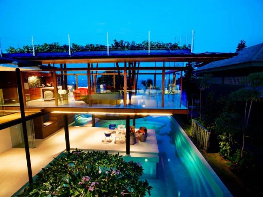 Konsep Arsitektur Modern Tropis dan Contohnya