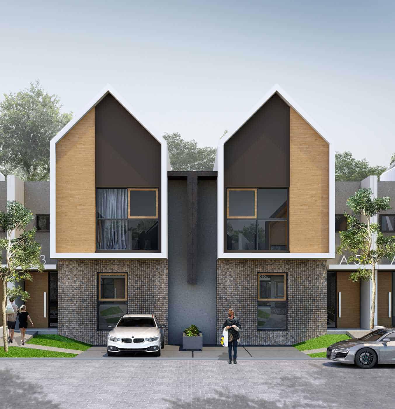 6 Tips Menerapkan Model Rumah Scandinavian - RumahLia.com