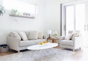 13 Rekomendasi Warna Cat Ruang Tamu Minimalis Agar Terlihat