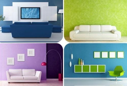 13 Rekomendasi Warna Cat Ruang Tamu Minimalis agar Terlihat Mewah