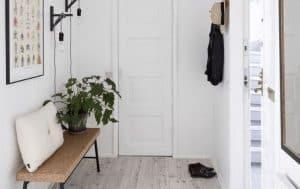 desain foyer minimalis