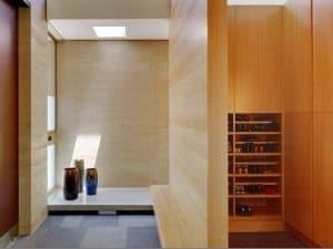 desain foyer rumah jepang