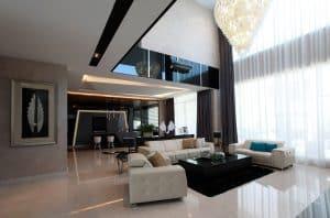 76+ Gambar Ruang Tamu Rumah 2 Lantai Terbaik