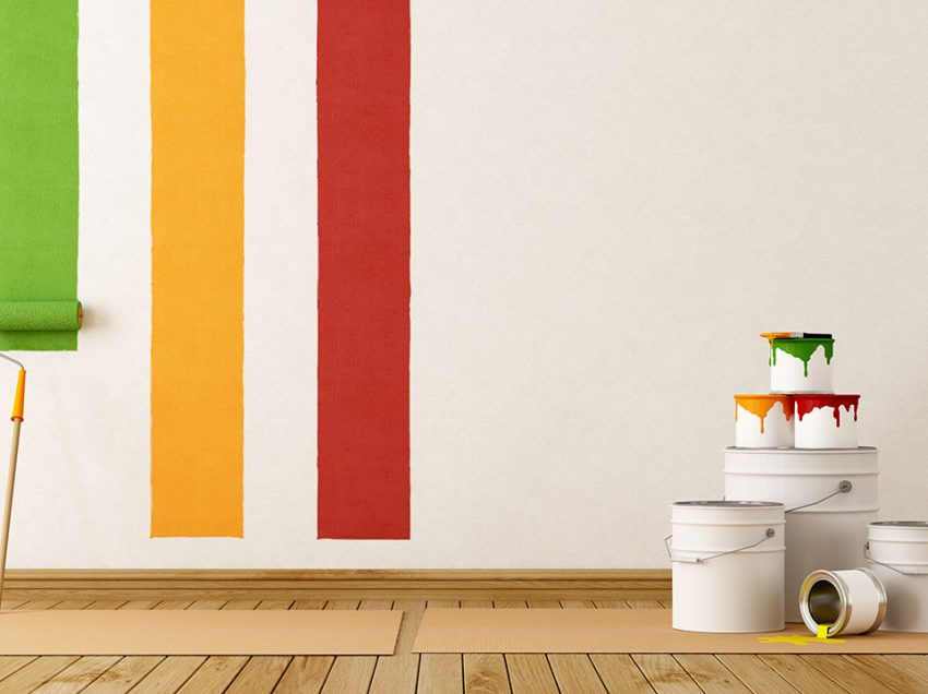 6 Cara Mengkombinasikan Warna Cat Tembok Paling Jitu