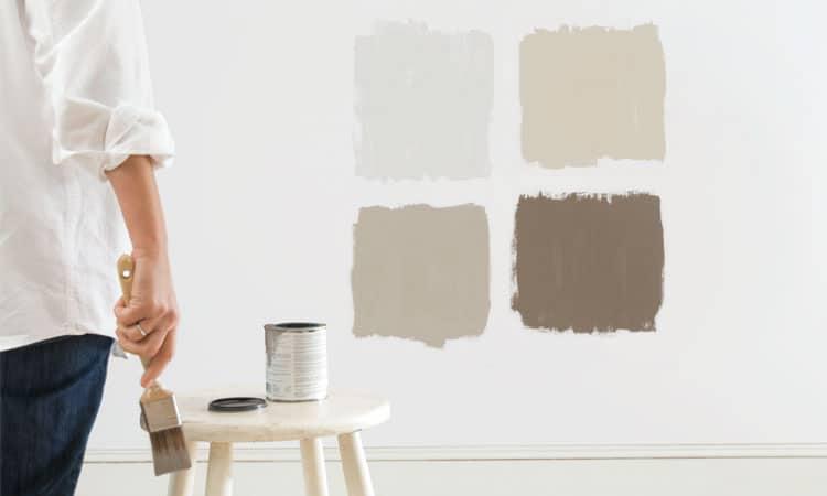 6 Cara Memadukan Warna Cat Rumah