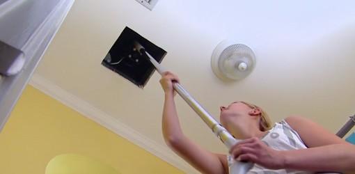5 Cara Membersihkan Plafon Rumah Paling Efektif Rumahlia Com