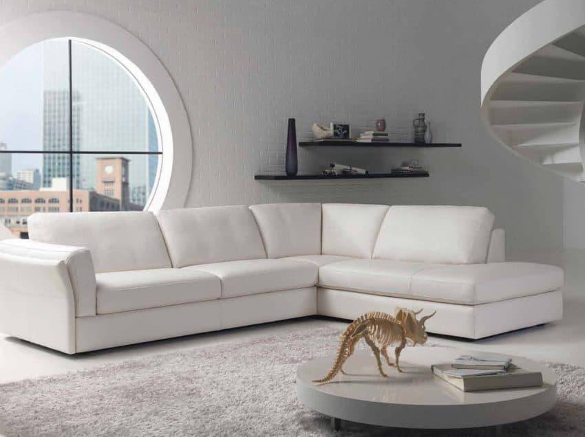 5 Cara Membersihkan Sofa Kulit Putih Paling Jitu