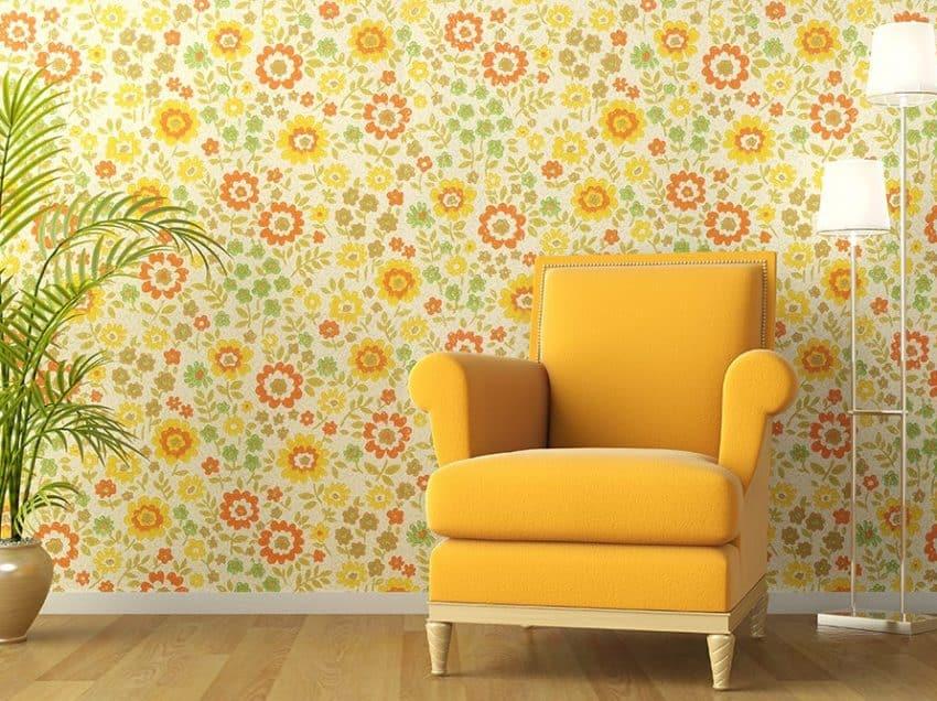 10 Cara Merawat Wallpaper Dinding Paling Tepat