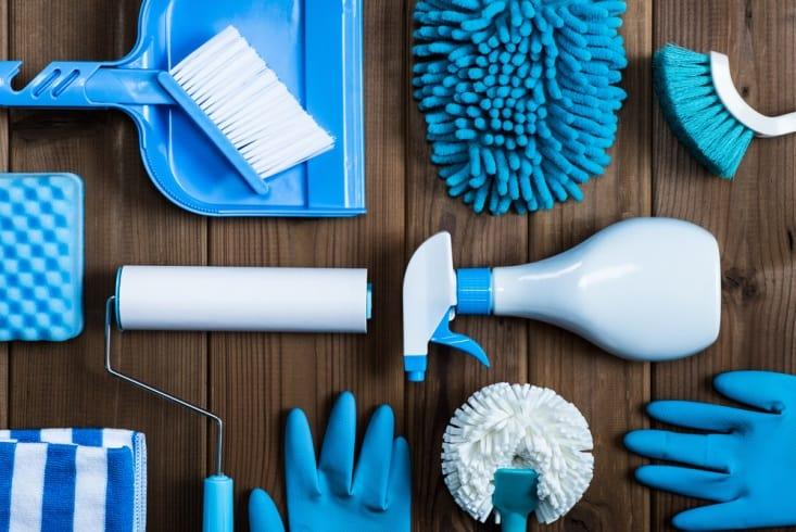 11 Alat Kebersihan Rumah yang Wajib Dimiliki