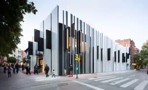 fasad bangunan