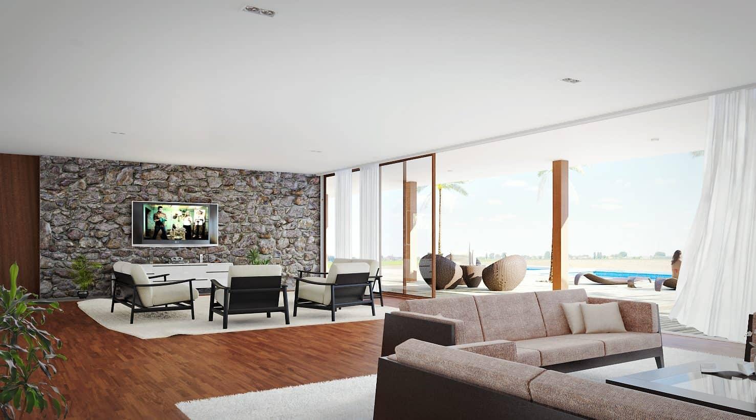 9 Tips Agar Rumah Tidak Gelap Dan Pengap
