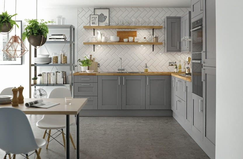 6 Cara Membuat Kerangka Kitchen Set Rumahlia Com
