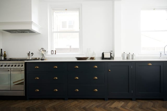 8 Cara Membuat Meja Dapur Cor