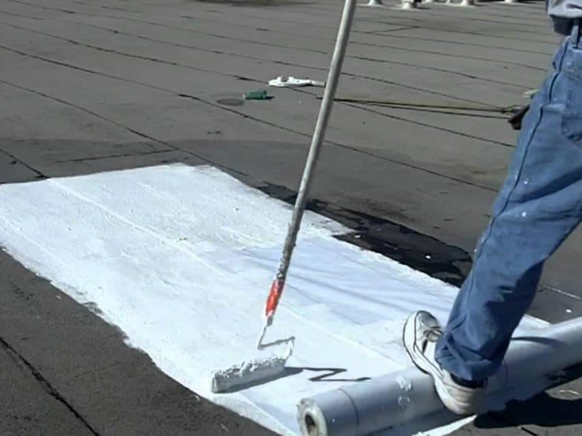 4 Jenis Pelapis Anti Bocor untuk Dak Beton