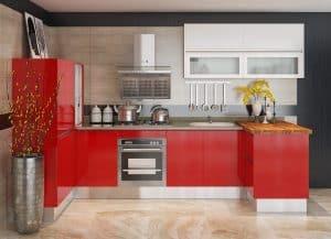 dapur modular