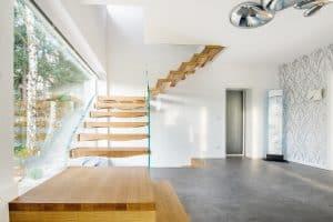 tangga melayang