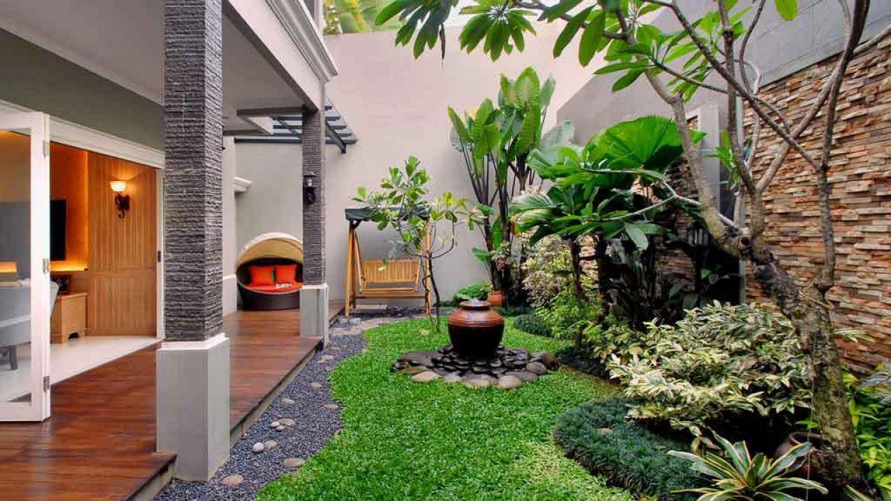 7 Tips Membuat Taman Minimalis Di Lahan Sempit Rumahlia Com Tips membuat taman minimalis