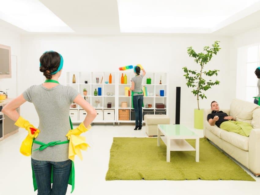 7 Cara Menata Perabot Rumah yang Baik dan Benar